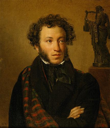Стихи очень похожие на Пушкина, но не он