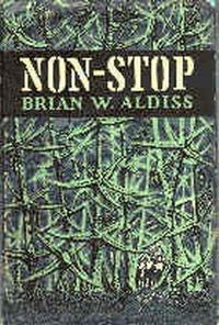 Книга об остатках человеческой цивилизации - дрейфующих на космическом корабле дикарях с коротким сроком жизни.