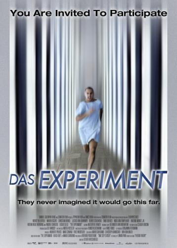 Немецкий фильм про эксперимент над людьми. Суть такова..