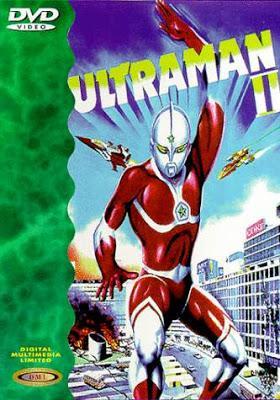 Аниме-сериал, примерно 80-ых годов, Супер герой красного цвета. Увеличивается в размерах.