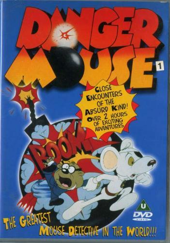 мультфильм про мыша