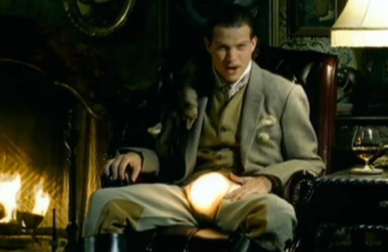 Клип,который крутили в хит-параде 10 sexy на МУЗ ТВ