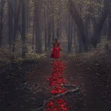 Сказка про двух возлюбленных, которые были очень страшными, но в разное время суток.