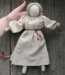 Помогите найти книгу про куклу