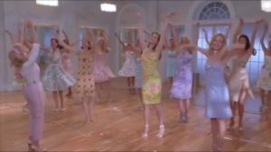 Помогите определить фильм по скриншоту (урок танцев)