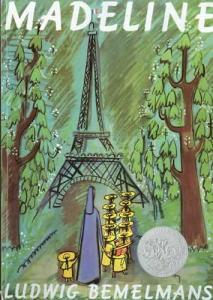 """ищу французский мультфильм по книге Людвига Бемельманса """"Мадлен"""""""