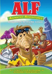 """Кроме культового сериала """"Альф"""", был ещё и мультфильм. Как он назывался?"""