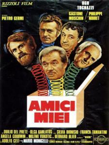 Итальянская комедия 80-х годов