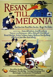 Плавание в Мелонию / Resan  till Melonia (1989)