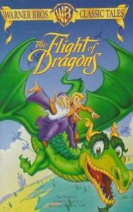 Помогите вспомнить название мультфильма, где парень попал в игру с драконами. Абсолютно позабыл название.