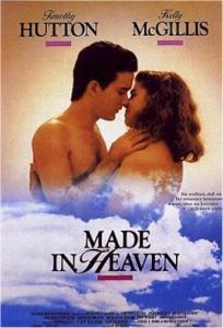 Как называется фильм про любовь на небесах?