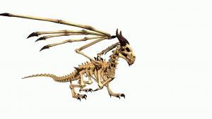 Фильм, где у кроватки костяной дракон