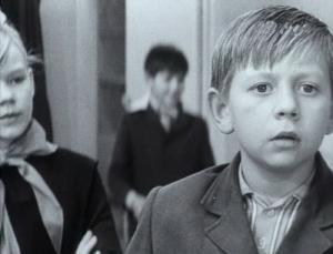 Советский фильм о школе и подростках